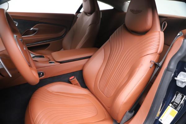 Used 2020 Aston Martin DB11 V8 Coupe for sale $199,990 at Bugatti of Greenwich in Greenwich CT 06830 16
