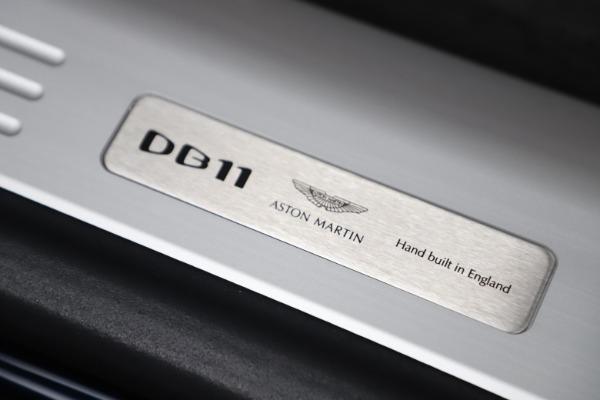 Used 2020 Aston Martin DB11 V8 Coupe for sale $199,990 at Bugatti of Greenwich in Greenwich CT 06830 17