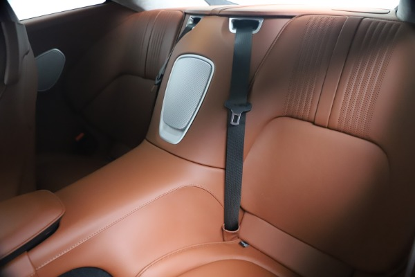 Used 2020 Aston Martin DB11 V8 Coupe for sale $199,990 at Bugatti of Greenwich in Greenwich CT 06830 19