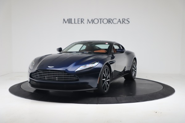 New 2020 Aston Martin DB11 V8 Coupe for sale $231,691 at Bugatti of Greenwich in Greenwich CT 06830 2