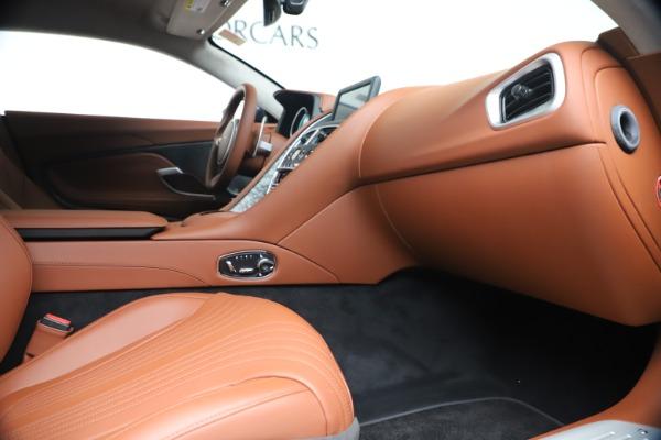 Used 2020 Aston Martin DB11 V8 Coupe for sale $199,990 at Bugatti of Greenwich in Greenwich CT 06830 21