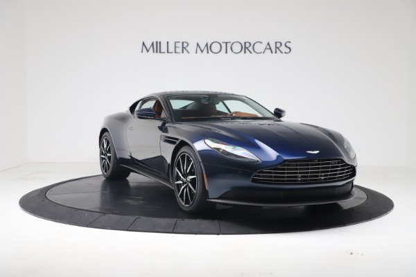 New 2020 Aston Martin DB11 V8 Coupe for sale $231,691 at Bugatti of Greenwich in Greenwich CT 06830 4