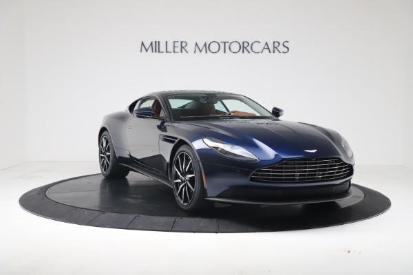 Used 2020 Aston Martin DB11 V8 Coupe for sale $199,990 at Bugatti of Greenwich in Greenwich CT 06830 4