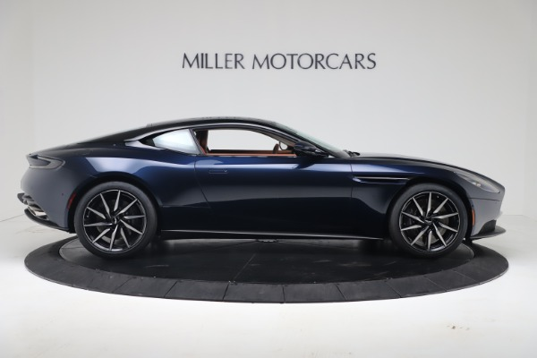 New 2020 Aston Martin DB11 V8 Coupe for sale $231,691 at Bugatti of Greenwich in Greenwich CT 06830 6