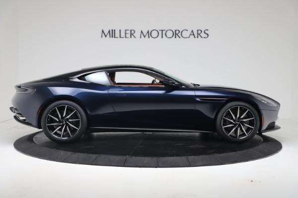 Used 2020 Aston Martin DB11 V8 Coupe for sale $199,990 at Bugatti of Greenwich in Greenwich CT 06830 6