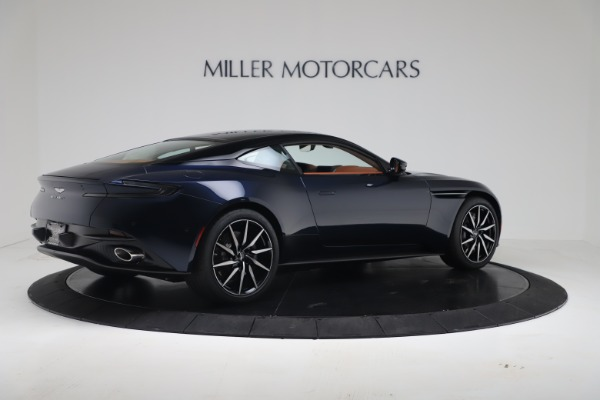 New 2020 Aston Martin DB11 V8 Coupe for sale $231,691 at Bugatti of Greenwich in Greenwich CT 06830 7