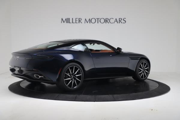 Used 2020 Aston Martin DB11 V8 Coupe for sale $199,990 at Bugatti of Greenwich in Greenwich CT 06830 7