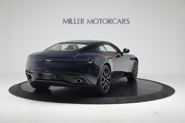 New 2020 Aston Martin DB11 V8 Coupe for sale $231,691 at Bugatti of Greenwich in Greenwich CT 06830 8