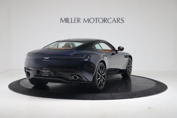 Used 2020 Aston Martin DB11 V8 Coupe for sale $199,990 at Bugatti of Greenwich in Greenwich CT 06830 8