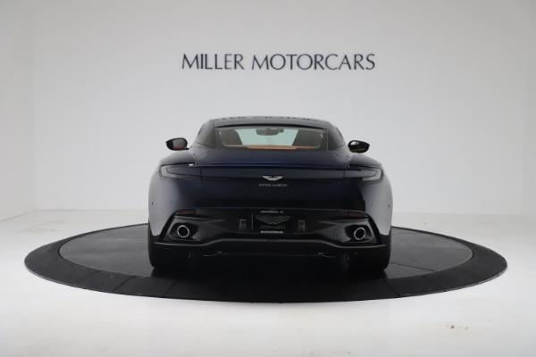 Used 2020 Aston Martin DB11 V8 Coupe for sale $199,990 at Bugatti of Greenwich in Greenwich CT 06830 9