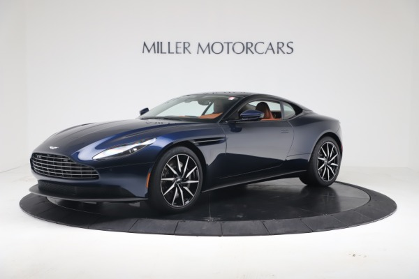 New 2020 Aston Martin DB11 V8 Coupe for sale $231,691 at Bugatti of Greenwich in Greenwich CT 06830 1