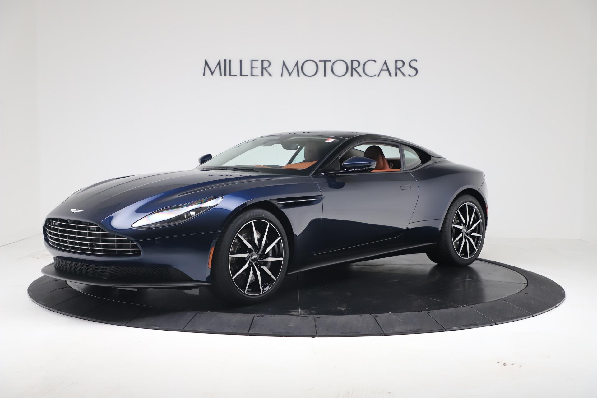 Used 2020 Aston Martin DB11 V8 Coupe for sale $199,990 at Bugatti of Greenwich in Greenwich CT 06830 1