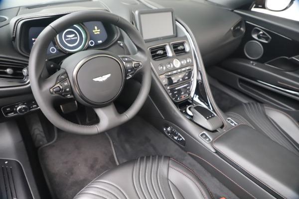 Used 2020 Aston Martin DB11 Volante Convertible for sale Sold at Bugatti of Greenwich in Greenwich CT 06830 19