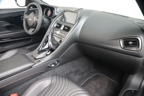 Used 2020 Aston Martin DB11 Volante Convertible for sale Sold at Bugatti of Greenwich in Greenwich CT 06830 27
