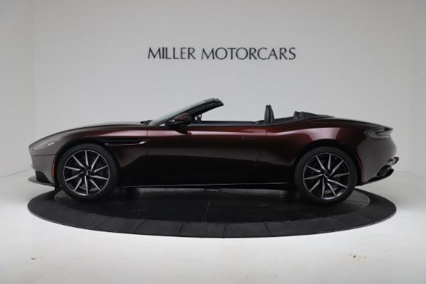 Used 2020 Aston Martin DB11 Volante Convertible for sale Sold at Bugatti of Greenwich in Greenwich CT 06830 5