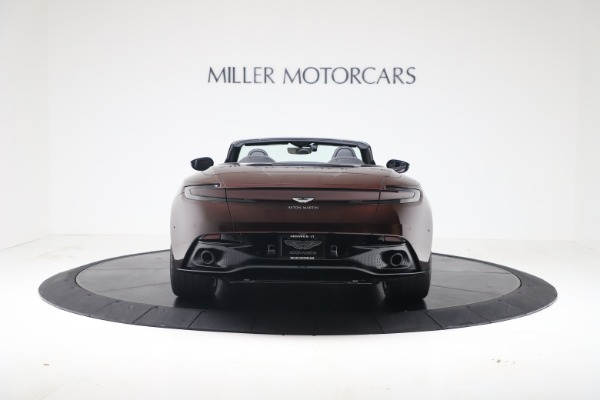 Used 2020 Aston Martin DB11 Volante Convertible for sale Sold at Bugatti of Greenwich in Greenwich CT 06830 8
