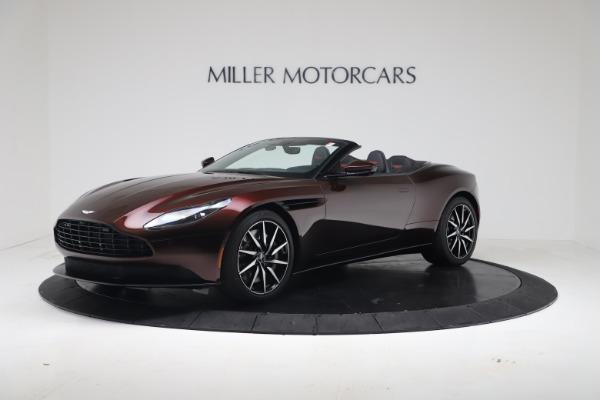 Used 2020 Aston Martin DB11 Volante Convertible for sale Sold at Bugatti of Greenwich in Greenwich CT 06830 1