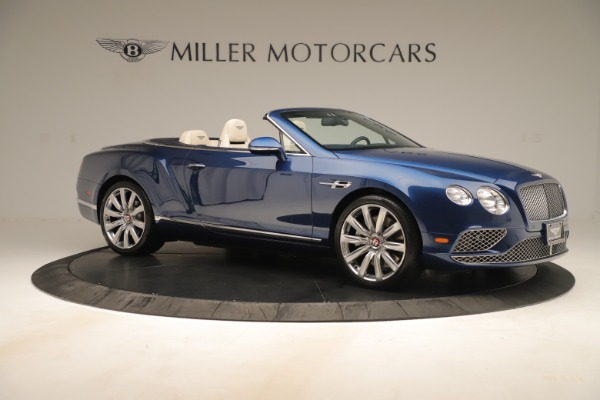 Used 2017 Bentley Continental GTC V8 for sale $149,900 at Bugatti of Greenwich in Greenwich CT 06830 10