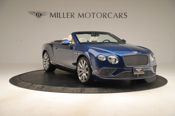 Used 2017 Bentley Continental GTC V8 for sale $149,900 at Bugatti of Greenwich in Greenwich CT 06830 11