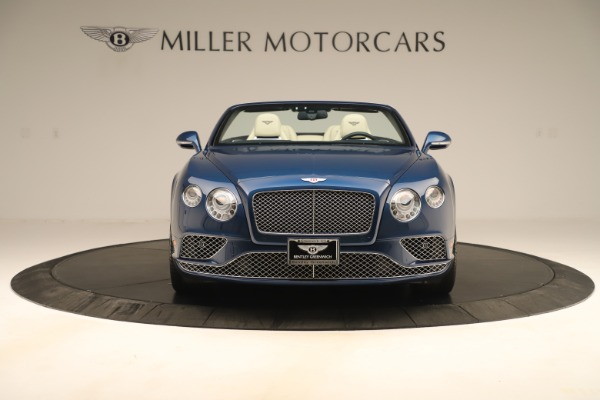 Used 2017 Bentley Continental GTC V8 for sale $149,900 at Bugatti of Greenwich in Greenwich CT 06830 12