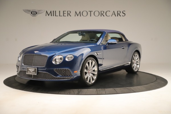 Used 2017 Bentley Continental GTC V8 for sale $149,900 at Bugatti of Greenwich in Greenwich CT 06830 13