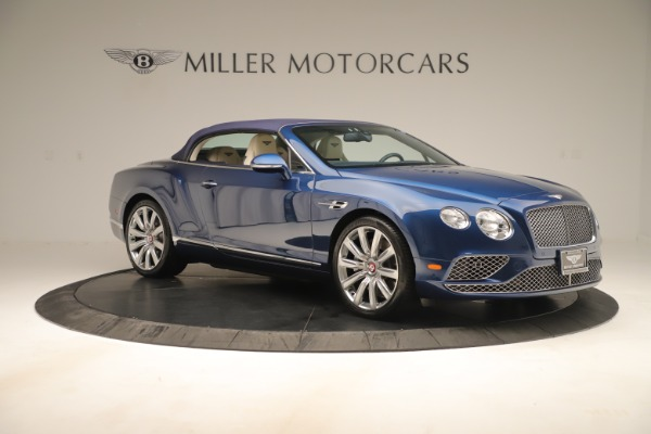 Used 2017 Bentley Continental GTC V8 for sale $149,900 at Bugatti of Greenwich in Greenwich CT 06830 19