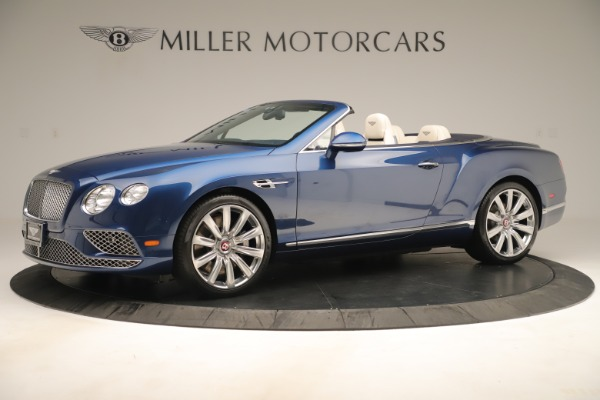 Used 2017 Bentley Continental GTC V8 for sale $149,900 at Bugatti of Greenwich in Greenwich CT 06830 2