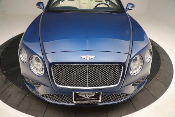 Used 2017 Bentley Continental GTC V8 for sale $149,900 at Bugatti of Greenwich in Greenwich CT 06830 20