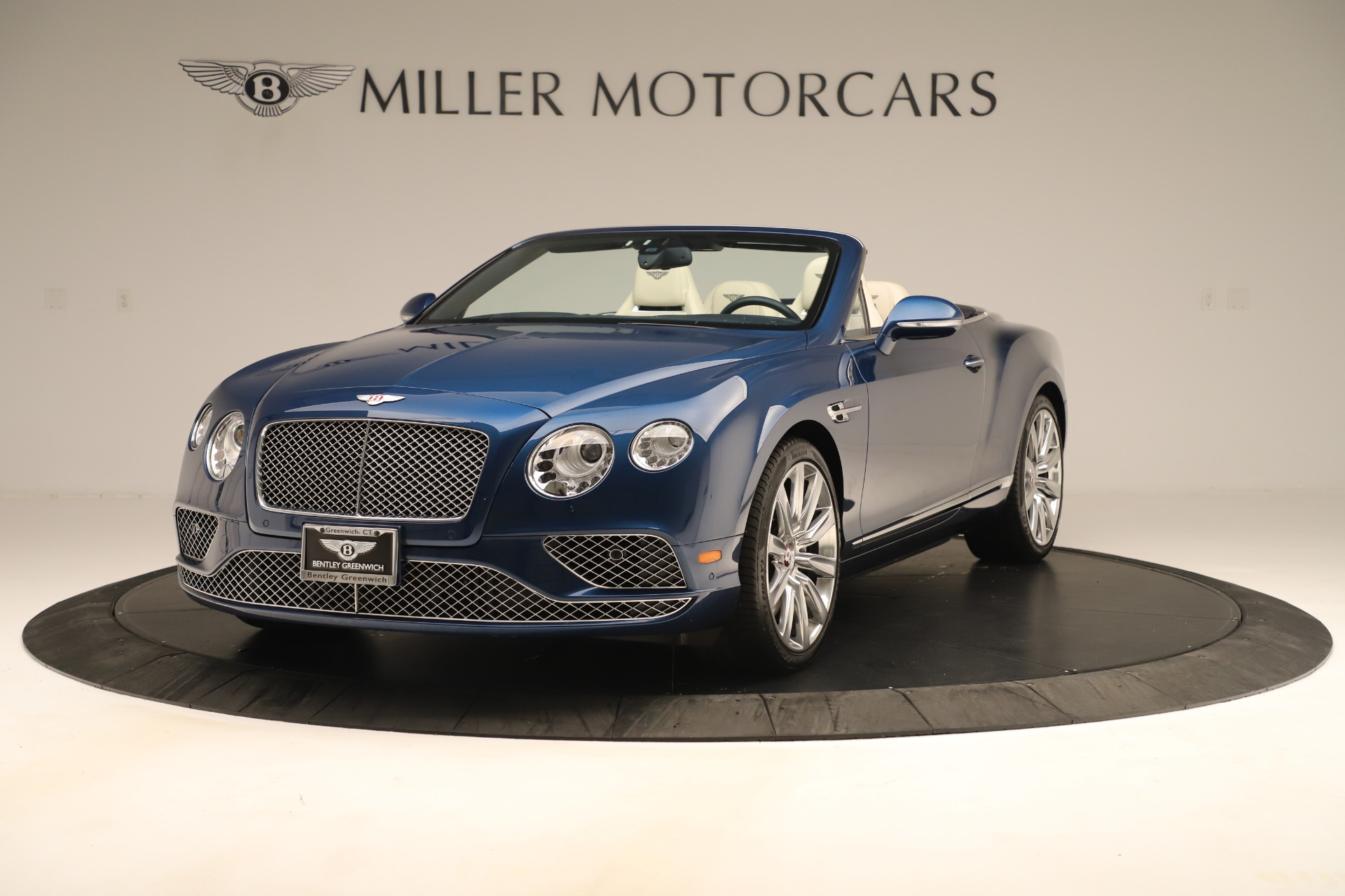 Used 2017 Bentley Continental GTC V8 for sale $149,900 at Bugatti of Greenwich in Greenwich CT 06830 1