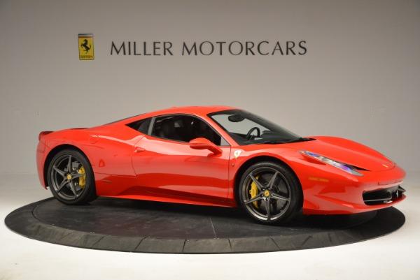 Used 2013 Ferrari 458 Italia for sale Sold at Bugatti of Greenwich in Greenwich CT 06830 10
