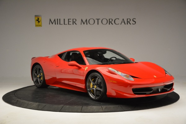 Used 2013 Ferrari 458 Italia for sale Sold at Bugatti of Greenwich in Greenwich CT 06830 11