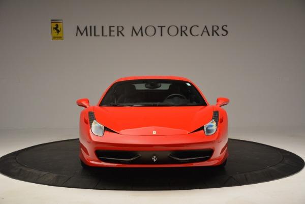 Used 2013 Ferrari 458 Italia for sale Sold at Bugatti of Greenwich in Greenwich CT 06830 12