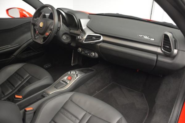 Used 2013 Ferrari 458 Italia for sale Sold at Bugatti of Greenwich in Greenwich CT 06830 17