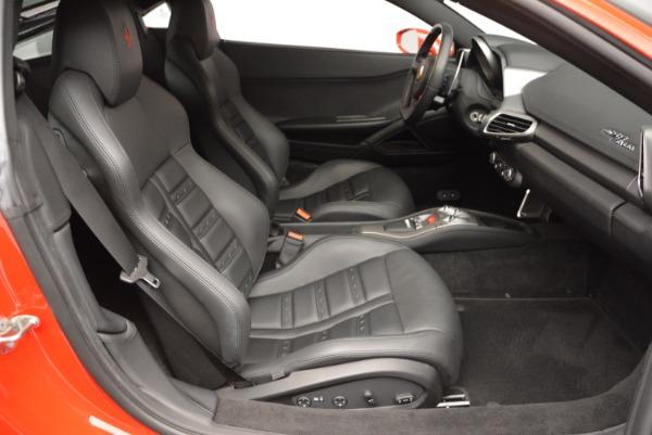 Used 2013 Ferrari 458 Italia for sale Sold at Bugatti of Greenwich in Greenwich CT 06830 18