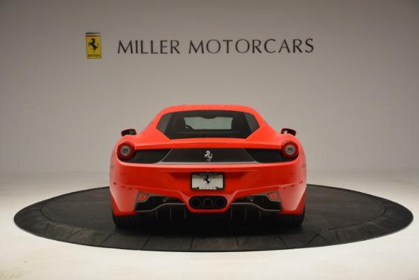 Used 2013 Ferrari 458 Italia for sale Sold at Bugatti of Greenwich in Greenwich CT 06830 6