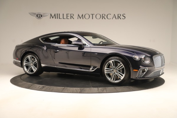 New 2020 Bentley Continental GT V8 for sale $245,105 at Bugatti of Greenwich in Greenwich CT 06830 10