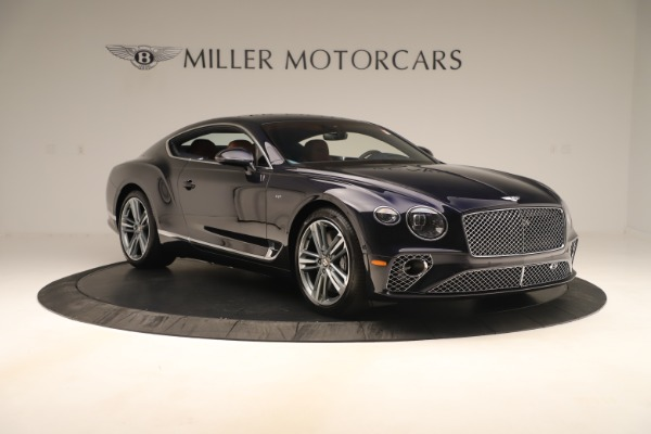 New 2020 Bentley Continental GT V8 for sale $245,105 at Bugatti of Greenwich in Greenwich CT 06830 11