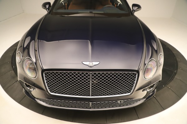 New 2020 Bentley Continental GT V8 for sale $245,105 at Bugatti of Greenwich in Greenwich CT 06830 13