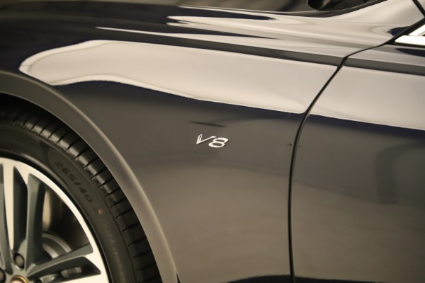 New 2020 Bentley Continental GT V8 for sale $245,105 at Bugatti of Greenwich in Greenwich CT 06830 16