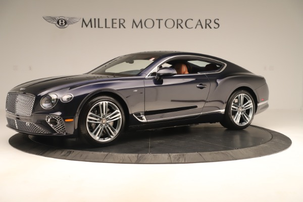 New 2020 Bentley Continental GT V8 for sale $245,105 at Bugatti of Greenwich in Greenwich CT 06830 2
