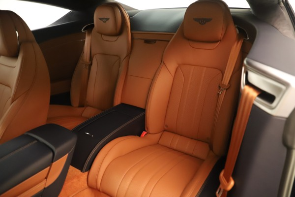 New 2020 Bentley Continental GT V8 for sale $245,105 at Bugatti of Greenwich in Greenwich CT 06830 22