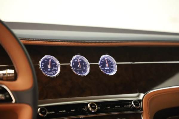 New 2020 Bentley Continental GT V8 for sale $245,105 at Bugatti of Greenwich in Greenwich CT 06830 24