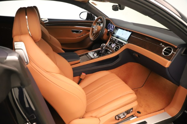 New 2020 Bentley Continental GT V8 for sale $245,105 at Bugatti of Greenwich in Greenwich CT 06830 25