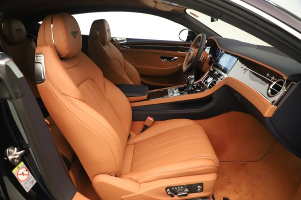 New 2020 Bentley Continental GT V8 for sale $245,105 at Bugatti of Greenwich in Greenwich CT 06830 26