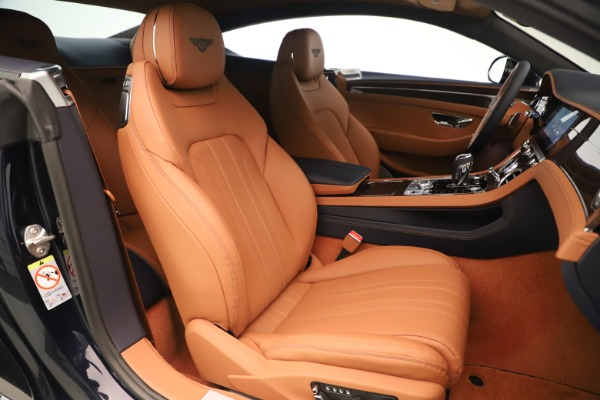 New 2020 Bentley Continental GT V8 for sale $245,105 at Bugatti of Greenwich in Greenwich CT 06830 27