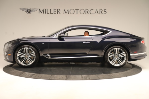 New 2020 Bentley Continental GT V8 for sale $245,105 at Bugatti of Greenwich in Greenwich CT 06830 3