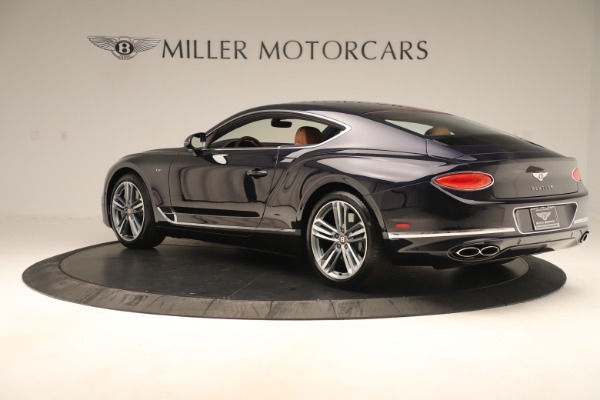 New 2020 Bentley Continental GT V8 for sale $245,105 at Bugatti of Greenwich in Greenwich CT 06830 4