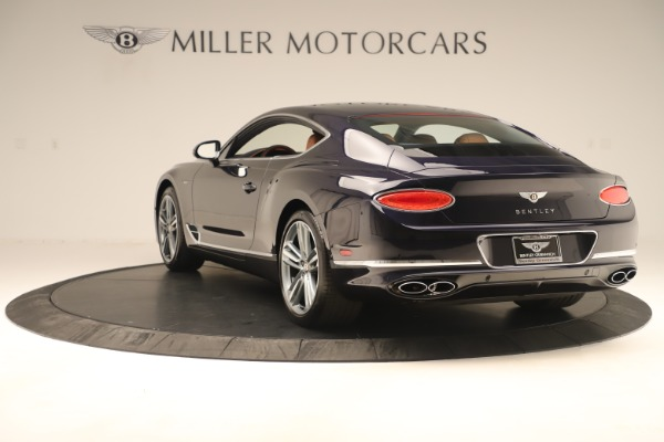 New 2020 Bentley Continental GT V8 for sale $245,105 at Bugatti of Greenwich in Greenwich CT 06830 5