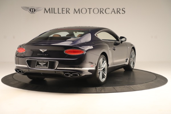 New 2020 Bentley Continental GT V8 for sale $245,105 at Bugatti of Greenwich in Greenwich CT 06830 7