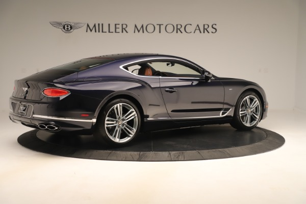 New 2020 Bentley Continental GT V8 for sale $245,105 at Bugatti of Greenwich in Greenwich CT 06830 8